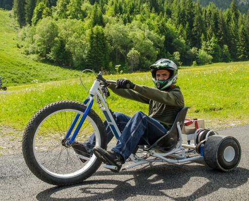 Drift-trike Mountain E-Park