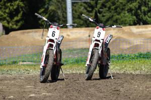 Moto trial 16 pouces et 20 pouces