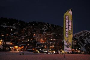 Mountain E-Park propose des nocturnes à Avoriaz !