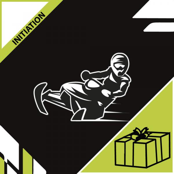 Bon cadeau initiation motoneige