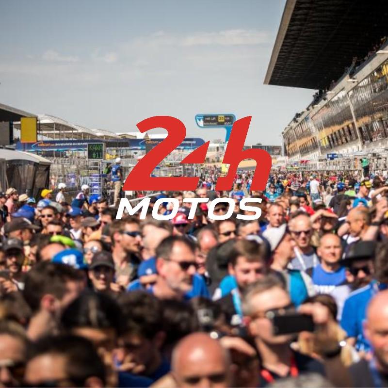 Mountain E-Park sur les 24h motos du Mans