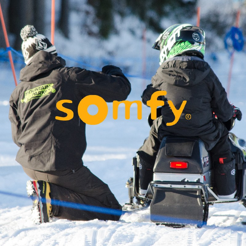 Mountain E-Park participe à l'événement Somfy à Sommand