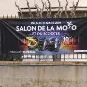 Mountain E-Park au salonde la moto 2019 à Marseille