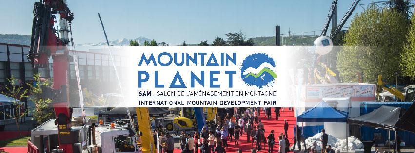 Mountain Planet