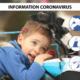 Informations relatives au Coronavirus