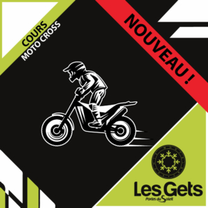 NOUVEAU : Cours - Moto cross - Les Gets