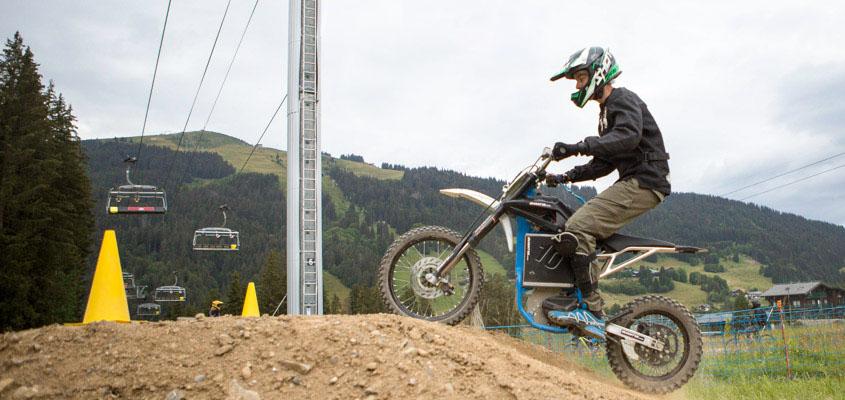 Motocross QUANTYA pour adultes et enfants (dès 15 ans)