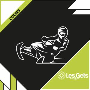 Cours motoneige - Les Gets